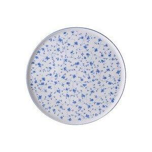 Tortenplatte 32 cm rund Form 1382 Blaublüten Arzberg