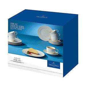 Kaffee Set 18 tlg. For Me Villeroy & Boch