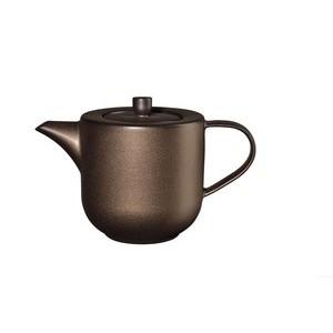 Teekanne 1ltr. mit Edelstahlfi Coppa ferro ASA