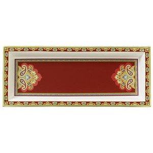 """Schale 25 cm x 10 cm rechteckig """"Samarkand"""" Villeroy & Boch"""