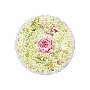 Früstücksteller 22cm grün Rose Cottage Villeroy & Boch