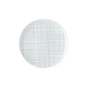 Teller flach 17 cm Mesh Line Aqua Rosenthal