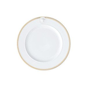 "Frühstücksteller 22 cm ""Medusa Meandre d'Or Medaillon Meandre d'Or"" Versace"