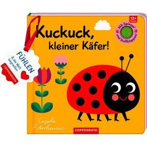 Buch: Mein Filz Fühlbuch Kuckuck, kleiner Käfer! Coppenrath