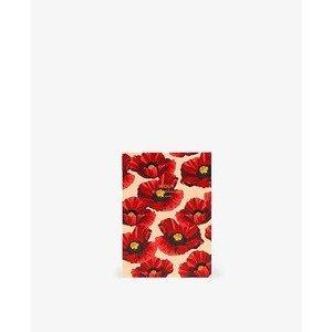 Notizbuch A6 Poppy Wouf