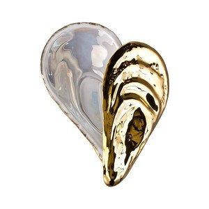 Dose Auster gold titanisiert Rosenthal