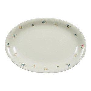 Platte oval 31 cm Marie Luise Elfenbein 30249 Seltmann