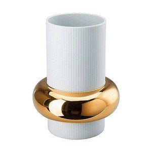 Vase 25 cm Ode gold Rosenthal