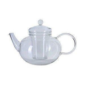 Teekanne 1,2ltr.mit Glassieb Miko Trendglas