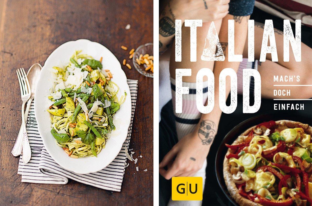 Rezepte Magazin pesto alla genovese wird zur pasta genovese rezepte magazin