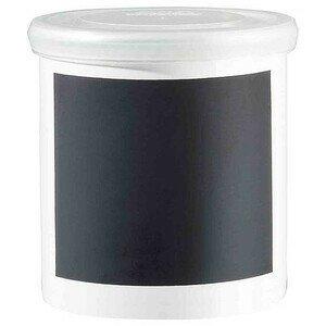 Vorratsdose 9,5 cm x 10,0 cm m. Plastikdeckel ASA