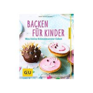 Buch: Backen für Kinder Küchenratgeber Gräfe und Unzer