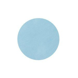 Untersetzer 10 cm Nupo hellblau LINDDNA