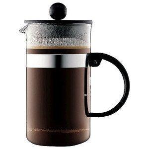 Kaffeebereiter Bistro Nouveau 0,35l schwarz Bodum