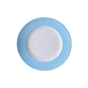 "Teller 26 cm ""Solid Color Hellblau"" flach Dibbern"