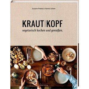 Buch: Krautkopf vegetarisch kochen und genießen Coppenrath