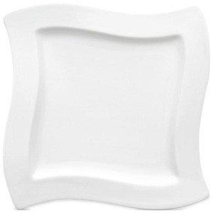 """Frühstücksteller 24 cm x 24 cm quadratisch """"New Wave"""" Villeroy & Boch"""