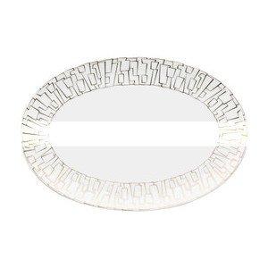 """Platte 25 cm """"TAC Skin Gold"""" oval Rosenthal"""