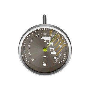 Braten-Thermometer Cromargan 18/10 schwarz L 13 Ø 6,3 WMF