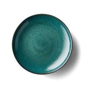 Schale 40 cm schwarz, grün Bitz