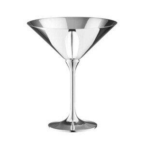 Cocktailschale Dante 90 g versilbert Robbe & Berking