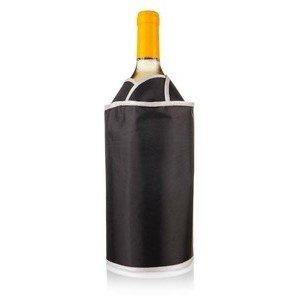 Aktiv Weinkühler schwarz Vacu Vin