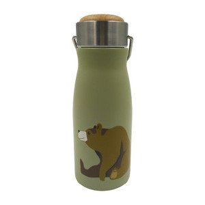 Thermoflasche 300ml Brown Bear The Zoo