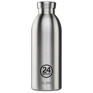 Thermo-Trinkflasche 0,5l 24Bottles Edelstahl 24bottles