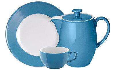 Dibbern Solid Color Vintage Blue