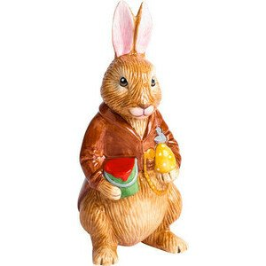 Hasenfigur Opa Hans 15 cm Bunny Tales Villeroy & Boch