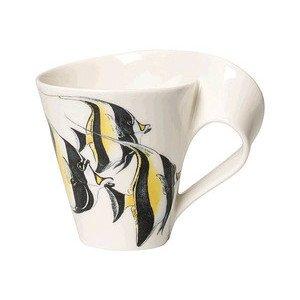 Becher m. Henkel 0,3 ltr. GK NewWave Caffe Halfterfisch Villeroy & Boch