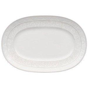 Platte 41 cm oval Gray Pearl Villeroy & Boch