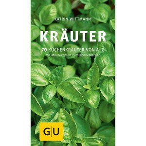 Buch: Kräuter 70 Küchenkräuter von A-Z Gräfe und Unzer