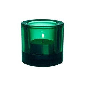 Windlicht 60mm emerald Kivi iittala