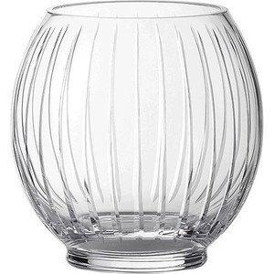 Vase kristallklar H. 19cm Signum ZWIESEL 1872
