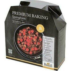 Springform 20 cm m. einem Bode Premium Baking RBV Birkmann