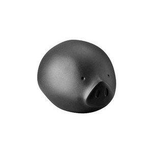 Schwein RORO 9x6 cm Roro Collection schwarz Rosenthal