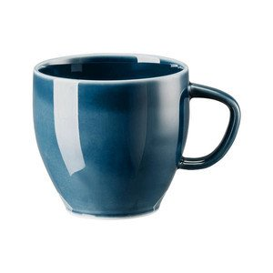 Kaffee Obertasse Junto Ocean Blue Rosenthal