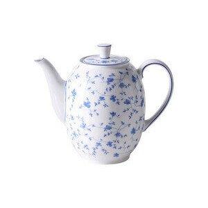 Kaffeekanne 1,45 l 6 Pers. Form 1382 Blaublüten Arzberg