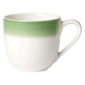 Mokka-/Espresso Obertasse 0,10 Colourful Life Green Apple Villeroy & Boch