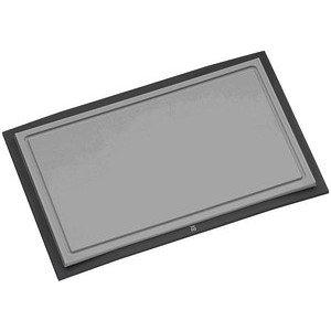 Schneidebrett 32x20 cm Touch schwarz WMF