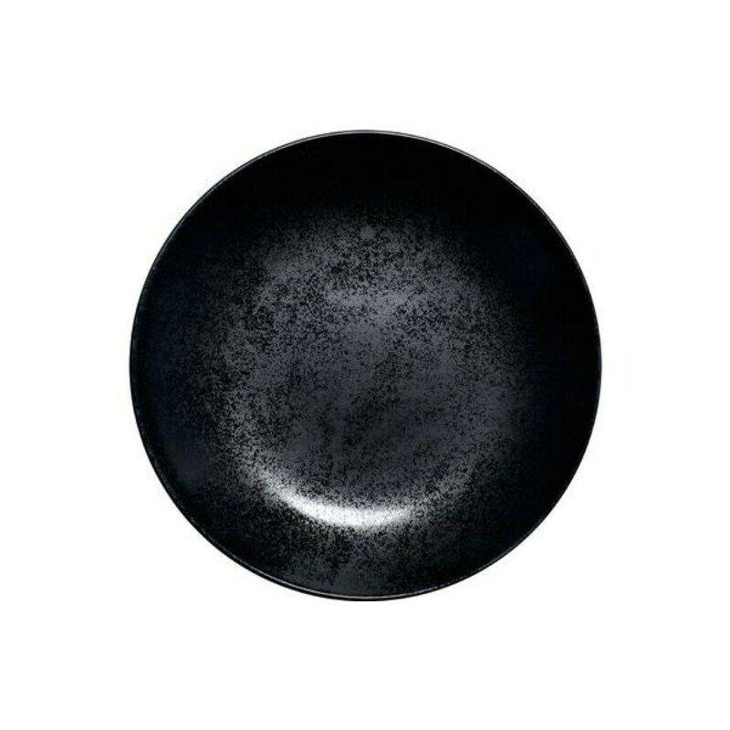 Teller-tief-coup-23-cm-Fusion-Karbon-schwarz_1