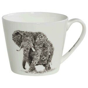 Henkelbecher 0,45 l Elefant Maxwell & Williams
