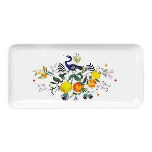 Platte 15 x 32 cm Paradies Dibbern