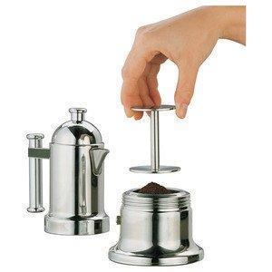 Espressodrücker mit 2 Stempel Cilio