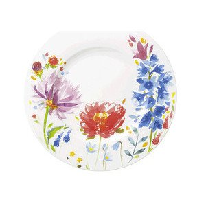 """Frühstücksteller 22 cm """"Anmut Flowers"""" Villeroy & Boch"""