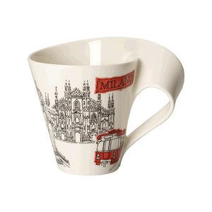 Becher m. Henkel 0,3 l Mailand Cities of the World Mug Villeroy & Boch