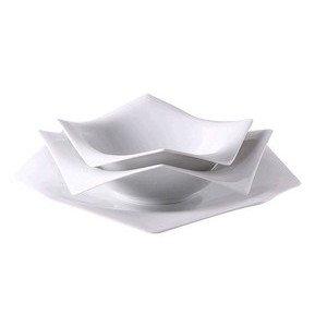 Set 3 teilig A La Carte Origami weiß Rosenthal