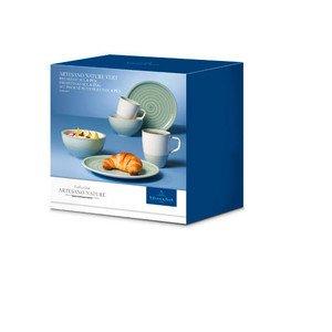 Frühstücks-Set Artesano Nature Vert 6-tlg. Villeroy & Boch