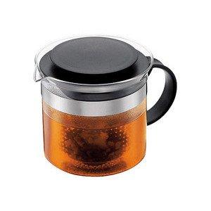 Teekanne Bistro Nouveau 1,5l schwarz Bodum